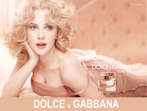 Parfum - D&G - Rose The One