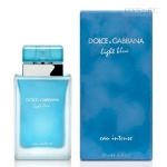 Туалетные духи Dolce & Gabbana Light Blue Eau Intense