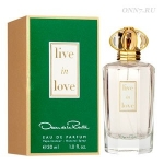 Туалетные духи Oscar de la Renta Live in Love