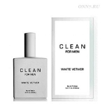 Туалетная вода Clean Clean Men White Vetiver