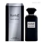 Туалетная вода Korloff Paris Black Vetiver