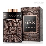 Туалетные духи Bvlgari Man In Black Essence
