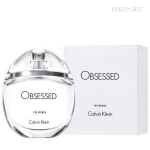 Туалетные духи Calvin Klein Obsessed for Women