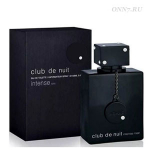 Туалетная вода Sterling Parfums Club de Nuit Intense