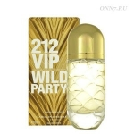 Туалетная вода Carolina Herrera 212 VIP Wild Party