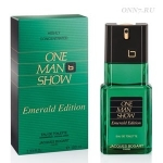 Туалетная вода Jacques Bogart  One Man Show Emerald Edition