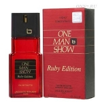 Туалетная вода Jacques Bogart One Man Show Ruby Edition