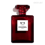 Туалетные духи Chanel Chanel №5 L'Eau Red Edition
