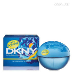 Туалетные духи Donna Karan DKNY Be Delicious Flower Pop Blue Pop