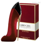 Туалетные духи Carolina Herrera Good Girl Velvet Fatale