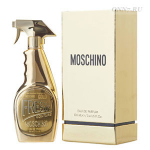 Туалетные духи Moschino Gold Fresh Couture
