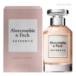 Abercrombie & Fitch  Authentic Woman