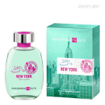 Туалетная вода Mandarina Duck Let's Travel To New York For Woman