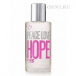 Victoria's Secret  Peace, Love, Hope, Pink