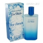 Туалетная вода Davidoff  Cool Water Men Ice Fresh