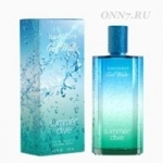 Туалетная вода Davidoff  Cool Water Summer Dive Man