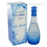 Туалетная вода Davidoff Cool Water Woman Ice Fresh