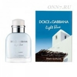 Туалетная вода Dolce & Gabbana Light Blue Living Stromboli