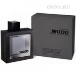Туалетная вода DSquared2 He Wood Silver Wind Wood
