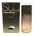 Туалетная вода Franck Olivier Sun Java for Men