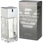 Туалетная вода Giorgio Armani Emporio Armani Diamonds For Men