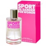 Туалетная вода Jil Sander Sport Jil Sander For Women