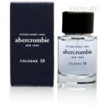 Одеколон Abercrombie & Fitch Cologne №15
