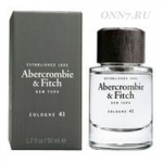 Одеколон Abercrombie & Fitch Cologne №41