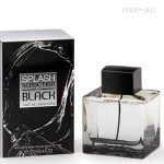 Туалетная вода Antonio Banderas Seduction In Black Splash
