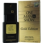 Туалетная вода Jacques Bogart One Man Show Gold Edition