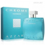 Туалетная вода Loris Azzaro Chrome Azzaro Summer