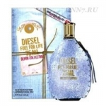 Туалетная вода Diesel  Fuel for Life Denim Collection Femme