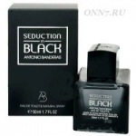 Туалетная вода Antonio Banderas Seduction In Black