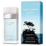 Туалетная вода Dolce & Gabbana Light Blue Dreaming in Portofino