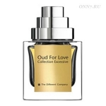Туалетные духи The Different Company Oud for Love