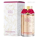 Туалетные духи Teo Cabanel Early Roses