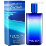 Туалетная вода Davidoff  Cool Water Summer Pure Pacific Men