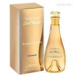 Туалетная вода Davidoff Cool Water Woman Sensual Essence