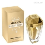 Туалетная вода Paco Rabanne  Lady Million Eau My Gold