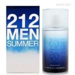 Туалетная вода Carolina Herrera 212 Summer Limited Edition 2013