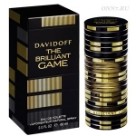Туалетная вода Davidoff  The Brilliant Game