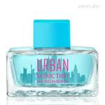 Туалетная вода Antonio Banderas  Urban Seduction Blue for Women