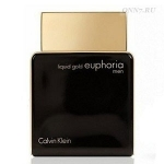 Туалетная вода Calvin Klein  Euphoria Liquid Gold Men