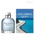 Туалетная вода Dolce & Gabbana Light Blue Swimming in Lipari