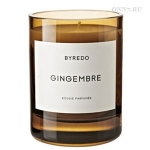 Свеча Byredo Parfums Gingembre