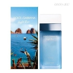 Туалетная вода Dolce & Gabbana Light Blue Love in Capri