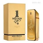 Туалетные духи Paco Rabanne 1 Million Absolutely Gold