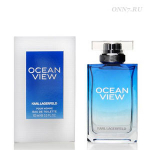 Туалетная вода Karl Lagerfeld Ocean View For Men
