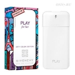 Туалетные духи Givenchy Play Arty Color Edition