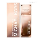 Туалетные духи Michael Kors Rose Radiant Gold